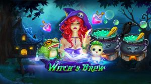 Witchs Brew Slot 789